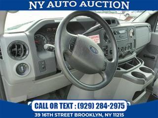 Used Ford Econoline Cargo Van E-150 Commercial 2014 | NY Auto Auction. Brooklyn, New York