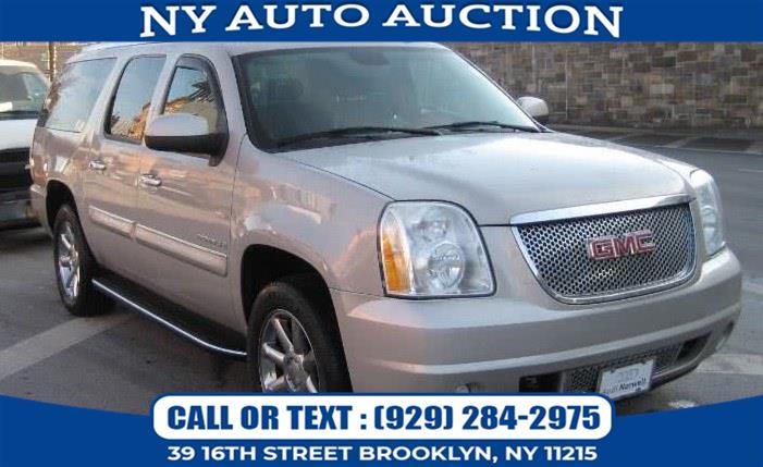 Used GMC Yukon XL Denali AWD 4dr 1500 2007 | NY Auto Auction. Brooklyn, New York