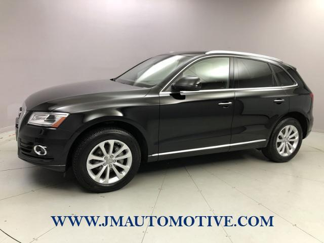 Used 2015 Audi Q5 in Naugatuck, Connecticut | J&M Automotive Sls&Svc LLC. Naugatuck, Connecticut
