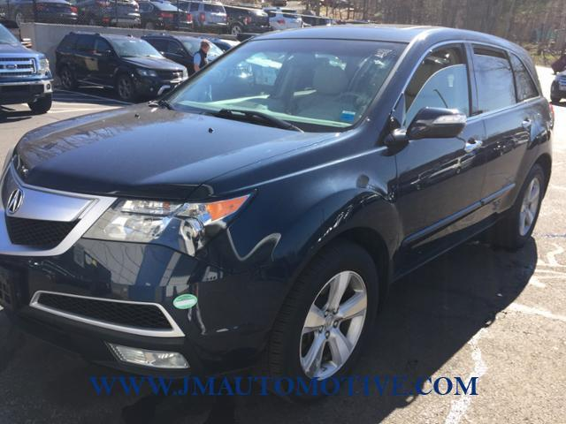 Used 2011 Acura Mdx in Naugatuck, Connecticut | J&M Automotive Sls&Svc LLC. Naugatuck, Connecticut
