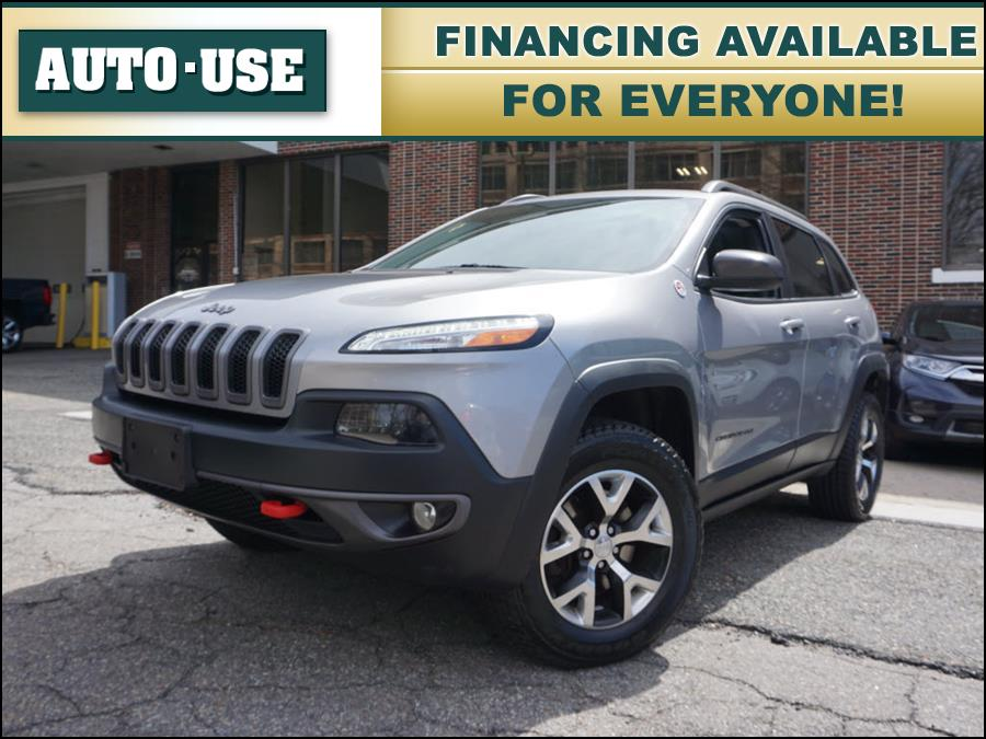 Used 2015 Jeep Cherokee in Andover, Massachusetts | Autouse. Andover, Massachusetts
