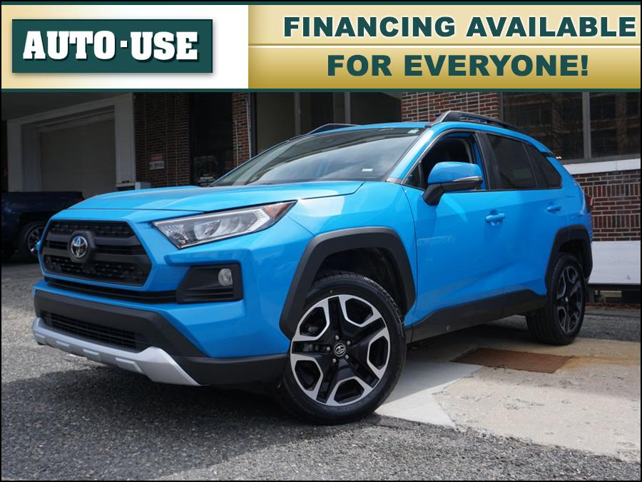 Used 2020 Toyota Rav4 in Andover, Massachusetts | Autouse. Andover, Massachusetts