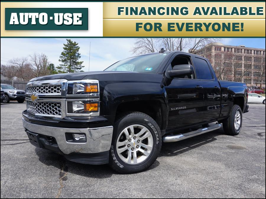 Used 2015 Chevrolet Silverado 1500 in Andover, Massachusetts | Autouse. Andover, Massachusetts
