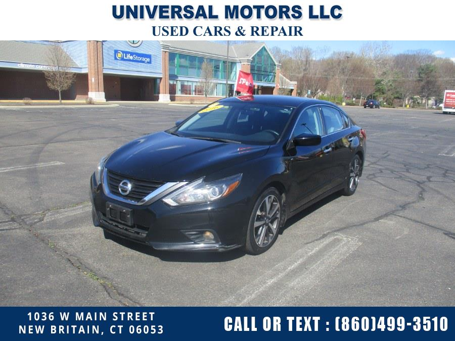 Used Nissan Altima 4dr Sdn I4 2.5 SV 2016 | Universal Motors LLC. New Britain, Connecticut