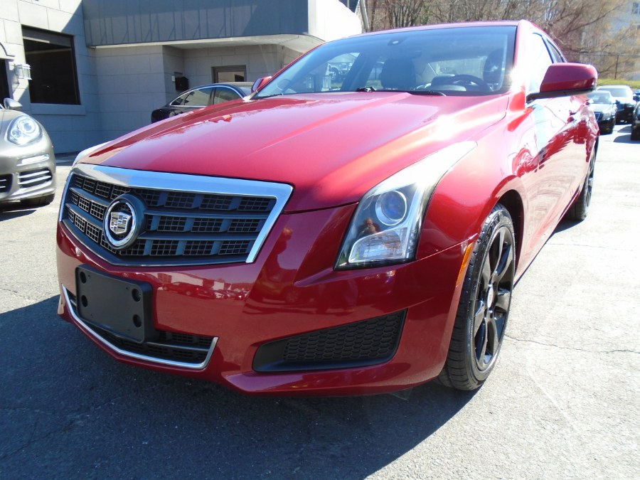 Used Cadillac ATS 4dr Sdn 2.5L RWD 2013 | Jim Juliani Motors. Waterbury, Connecticut