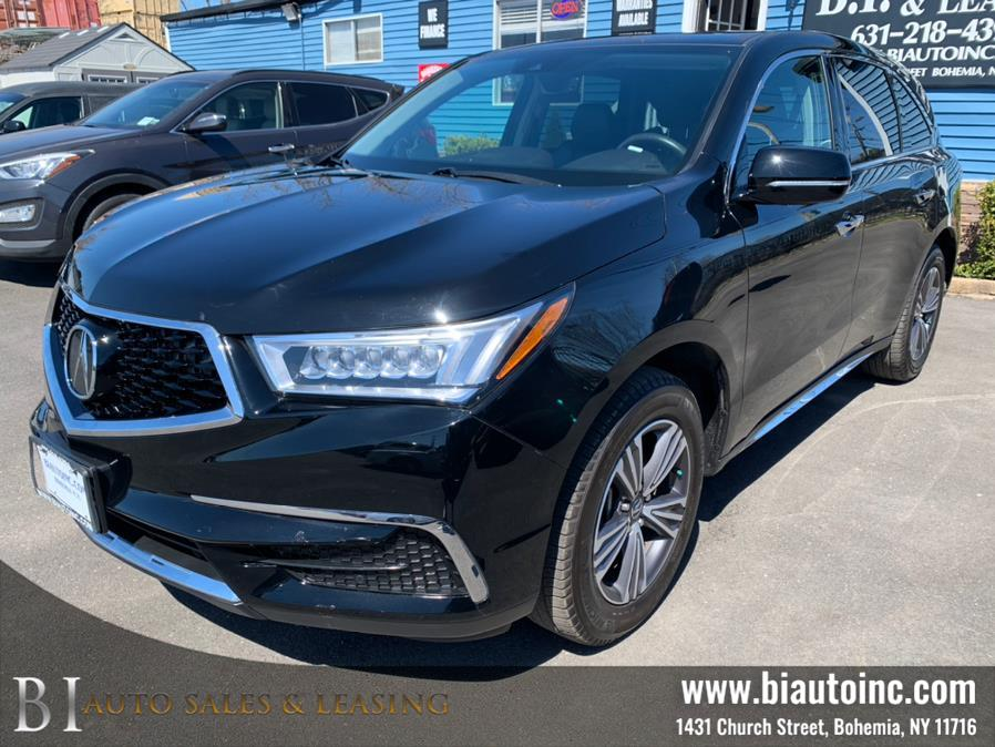 Used Acura MDX SH-AWD 2018 | B I Auto Sales. Bohemia, New York
