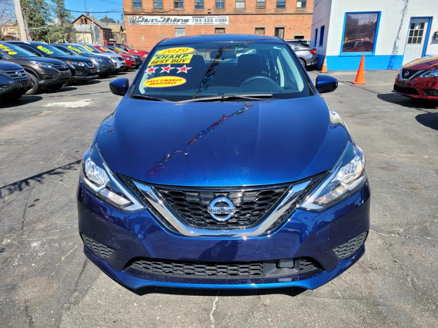 Used Nissan Sentra SV CVT *Ltd Avail* 2019 | Affordable Motors Inc. Bridgeport, Connecticut