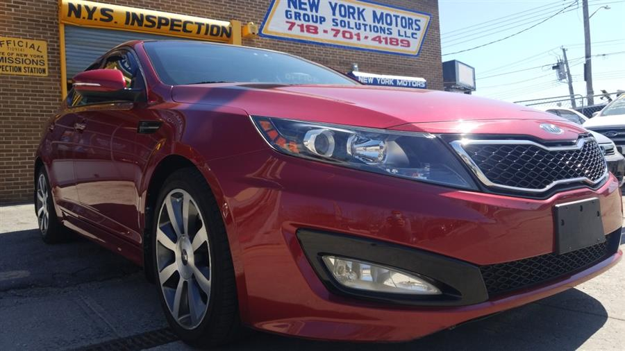 Used 2012 Kia Optima in Bronx, New York | New York Motors Group Solutions LLC. Bronx, New York