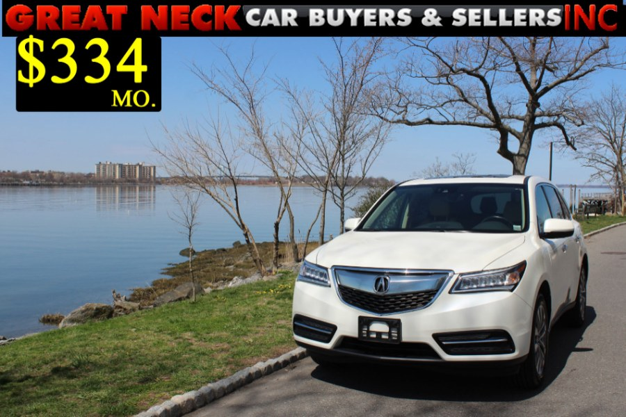 Used 2016 Acura MDX in Great Neck, New York