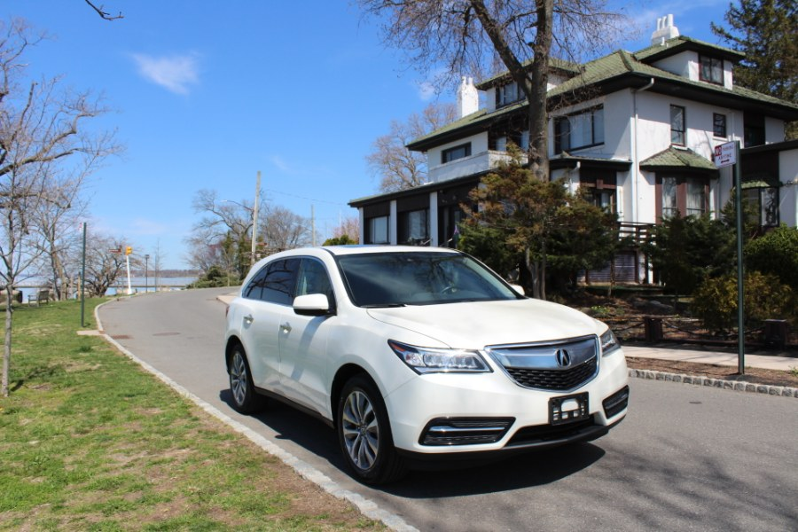 2016 Acura MDX SH-AWD 4dr w/Tech/AcuraWatch Plus, available for sale in Great Neck, NY