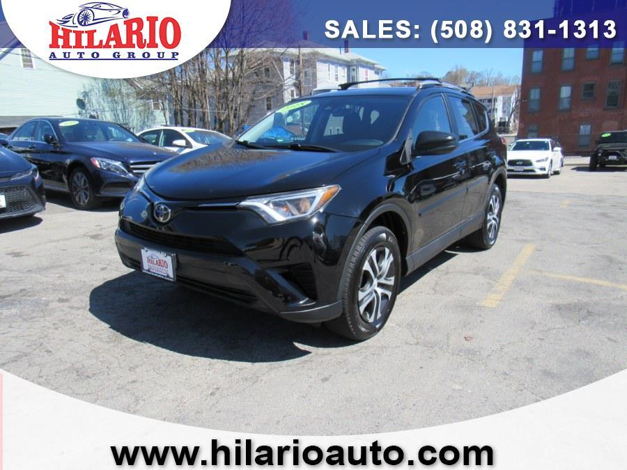 Used 2018 Toyota RAV4 in Worcester, Massachusetts | Hilario's Auto Sales Inc.. Worcester, Massachusetts