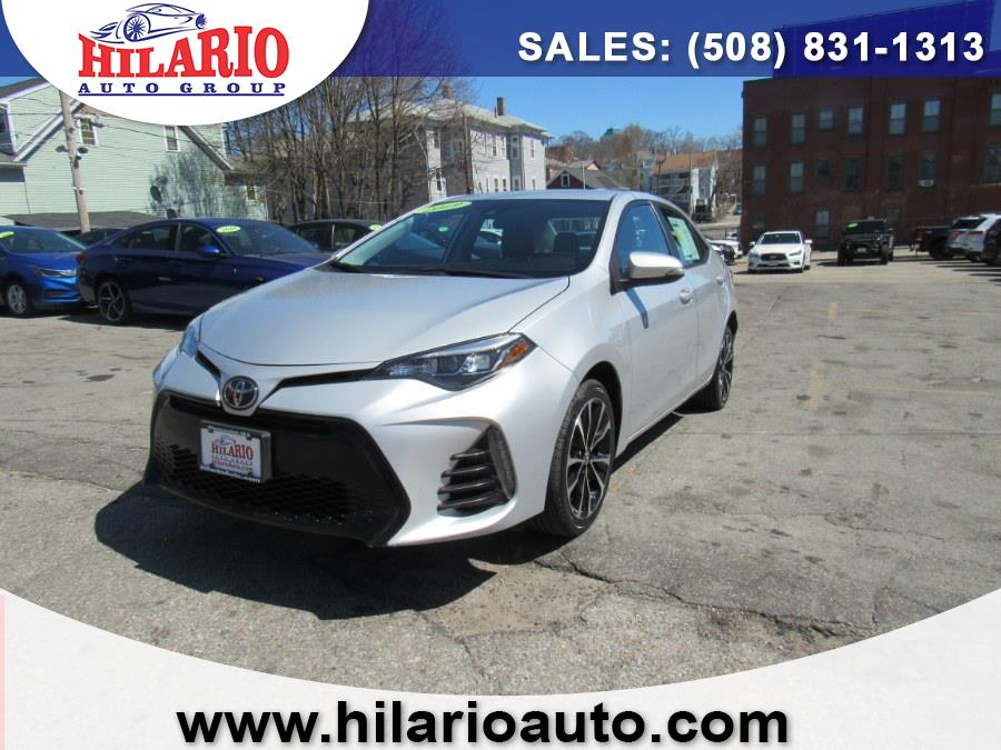 Used 2019 Toyota Corolla in Worcester, Massachusetts | Hilario's Auto Sales Inc.. Worcester, Massachusetts