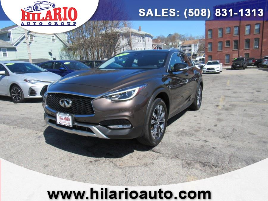 Used 2018 INFINITI QX30 in Worcester, Massachusetts | Hilario's Auto Sales Inc.. Worcester, Massachusetts