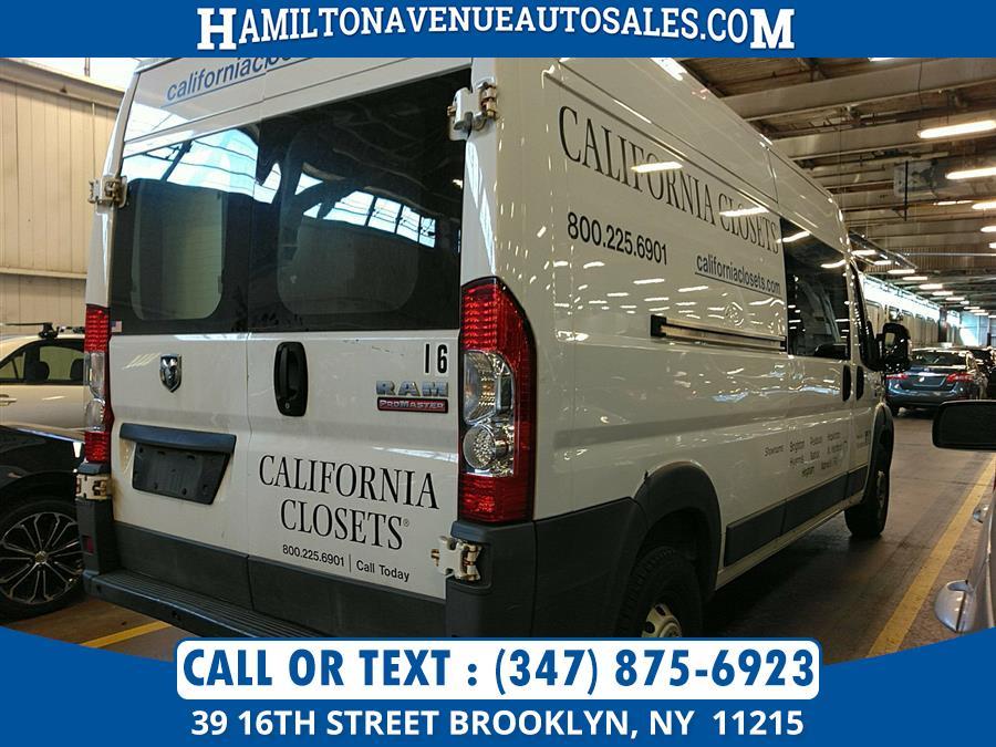 "Used Ram ProMaster Cargo Van 2500 High Roof 159"" WB 2014   Hamilton Avenue Auto Sales DBA Nyautoauction.com. Brooklyn, New York"