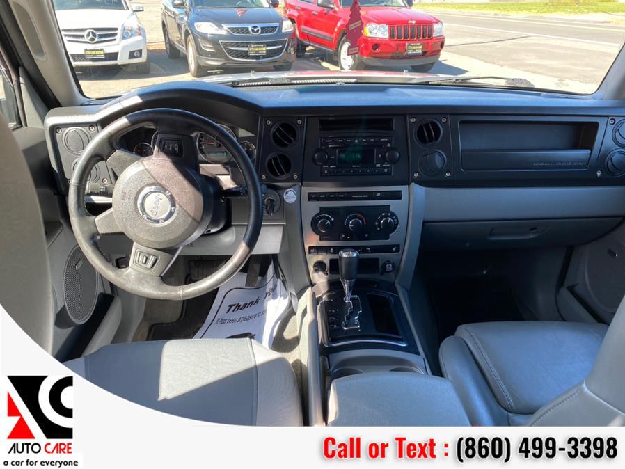 Used Jeep Commander 4WD 4dr Sport 2007   Auto Care Motors. Vernon , Connecticut