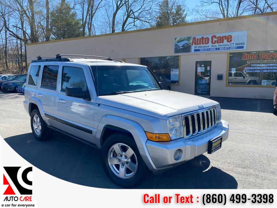 Used Jeep Commander 4WD 4dr Sport 2007 | Auto Care Motors. Vernon , Connecticut