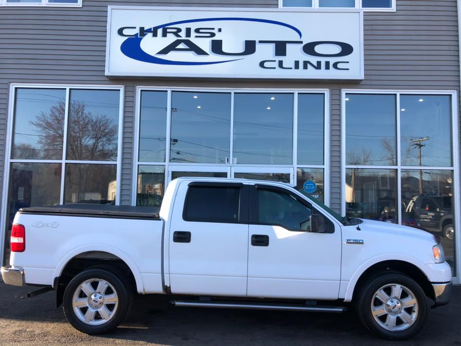 Used 2007 Ford F-150 in Plainville, Connecticut | Chris's Auto Clinic. Plainville, Connecticut