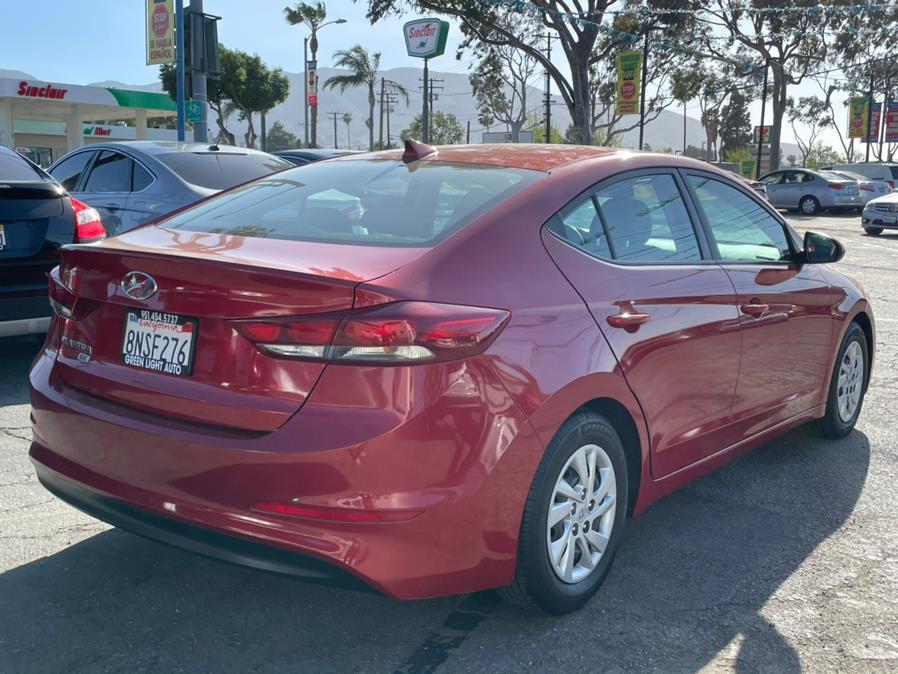 Used Hyundai Elantra SE Sedan 4D 2017 | Green Light Auto. Corona, California