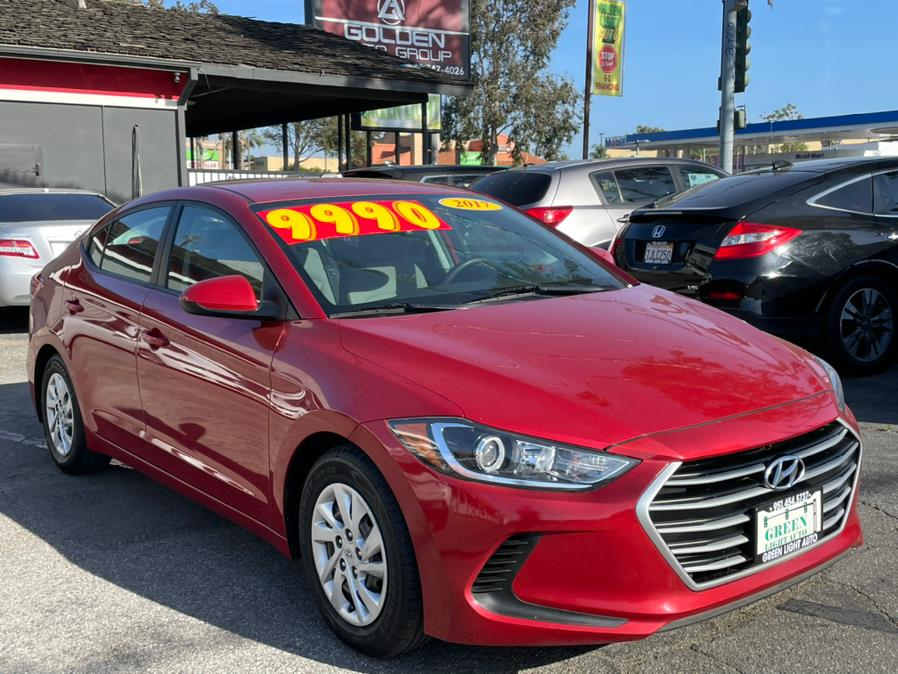 Used 2017 Hyundai Elantra in Corona, California | Green Light Auto. Corona, California