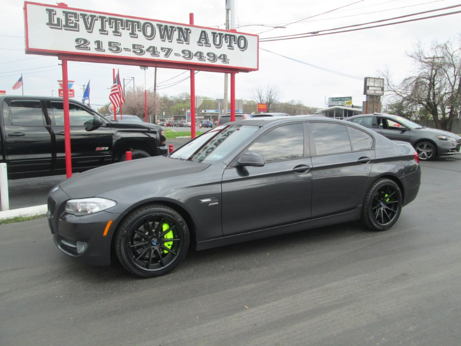 Used 2012 BMW 5 Series in Levittown, Pennsylvania | Levittown Auto. Levittown, Pennsylvania