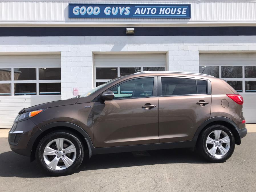 Used 2012 Kia Sportage in Southington, Connecticut | Good Guys Auto House. Southington, Connecticut