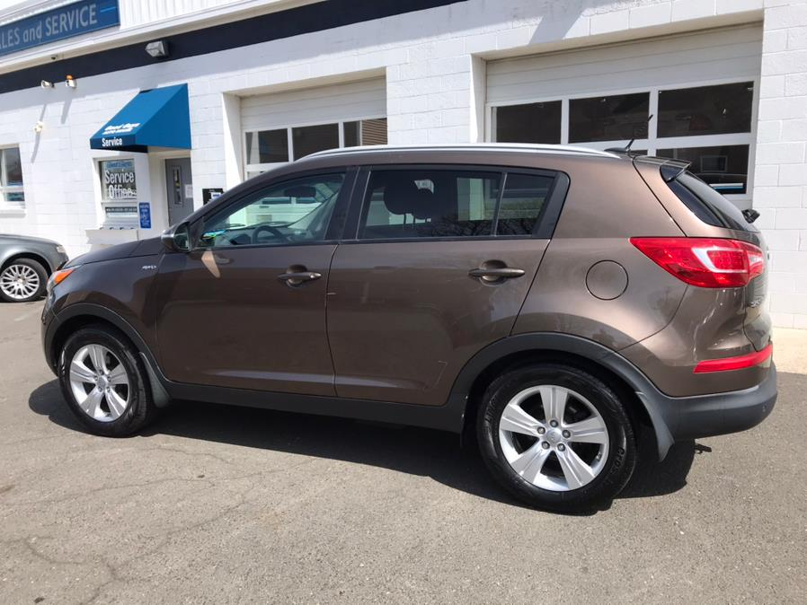 Used Kia Sportage AWD 4dr LX 2012 | Good Guys Auto House. Southington, Connecticut