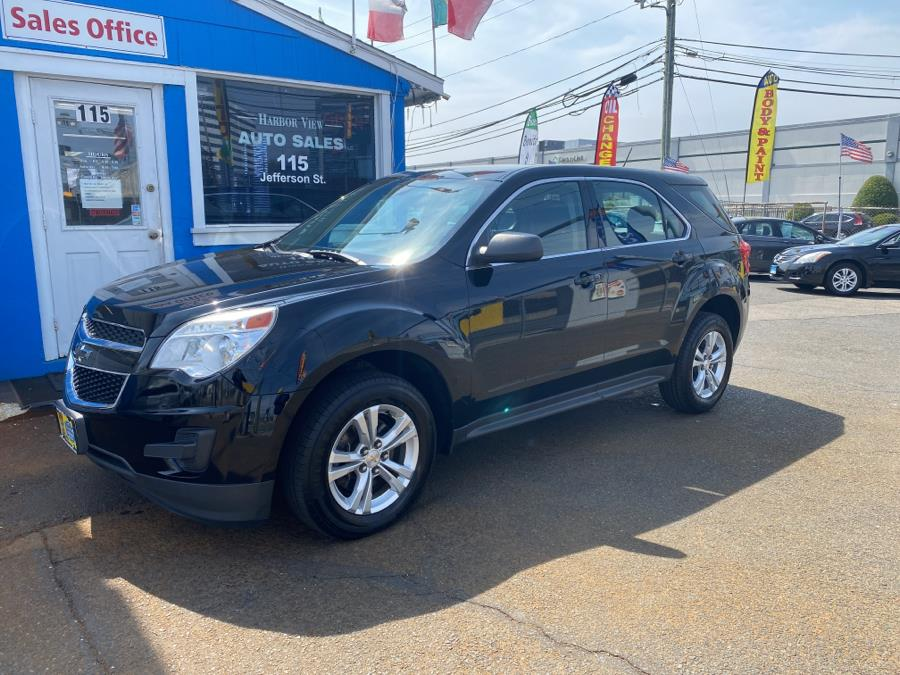 Used Chevrolet Equinox FWD 4dr LS 2015 | Harbor View Auto Sales LLC. Stamford, Connecticut