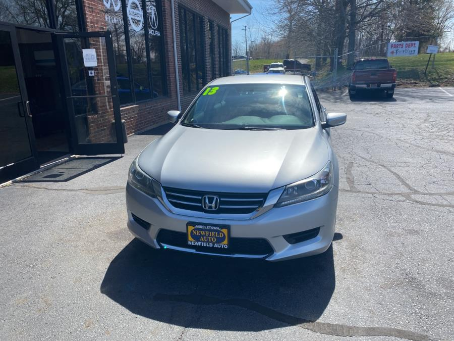 Used Honda Accord Sdn 4dr I4 Man LX 2013 | Newfield Auto Sales. Middletown, Connecticut