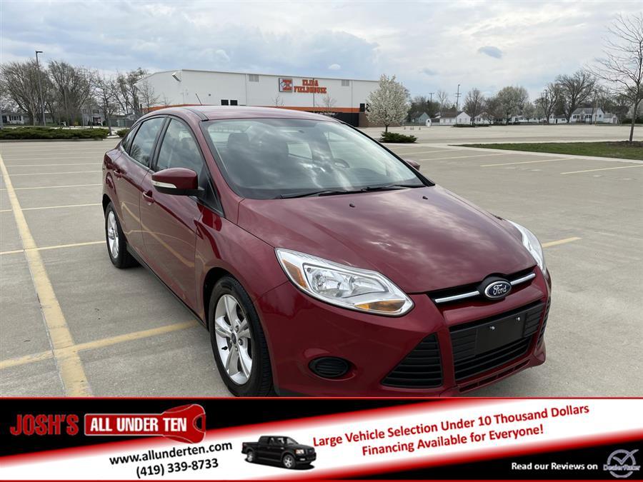 Used Ford Focus 4dr Sdn SE 2013 | Josh's All Under Ten LLC. Elida, Ohio