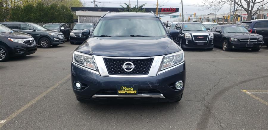 Used 2014 Nissan Pathfinder PLATINUM in Little Ferry, New Jersey   Victoria Preowned Autos Inc. Little Ferry, New Jersey