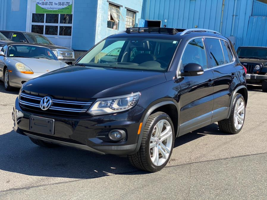 Used 2012 Volkswagen Tiguan in Ashland , Massachusetts | New Beginning Auto Service Inc . Ashland , Massachusetts