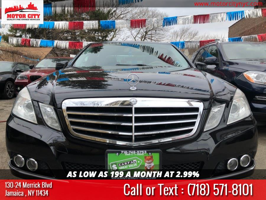 Used 2011 Mercedes-Benz E-Class in Jamaica, New York | Motor City. Jamaica, New York