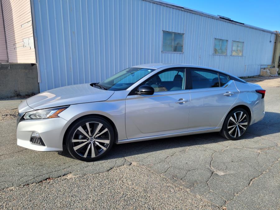 Used Nissan Altima 2.5 SR Sedan 2020 | Capital Lease and Finance. Brockton, Massachusetts