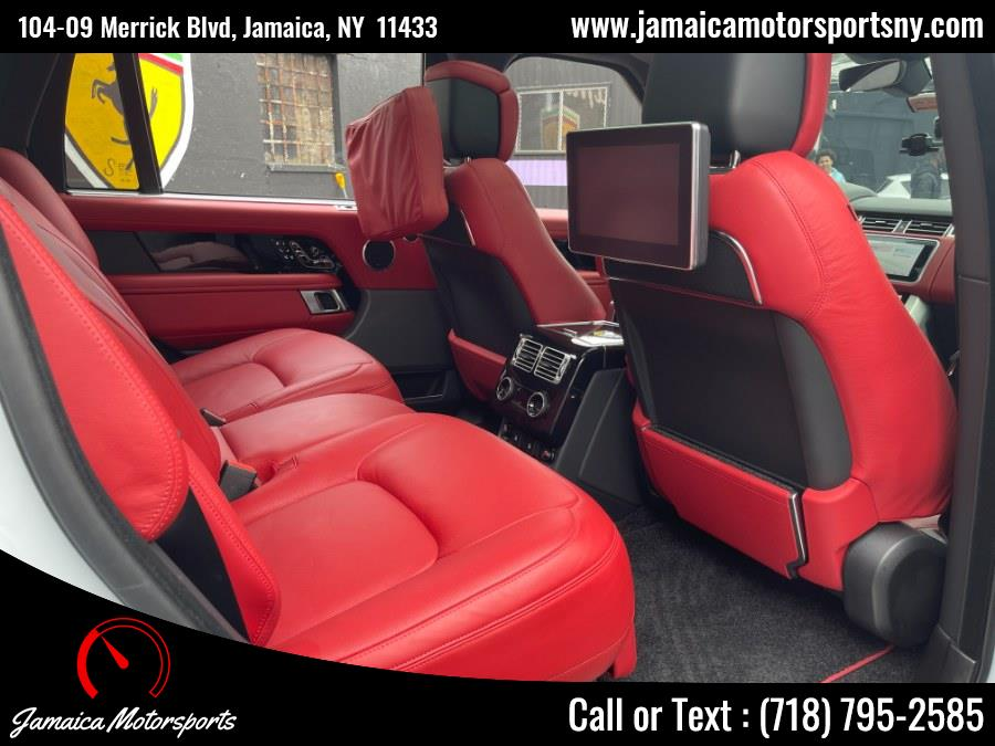 Used Land Rover Range Rover V8 Supercharged Autobiography LWB 2019 | Jamaica Motor Sports . Jamaica, New York