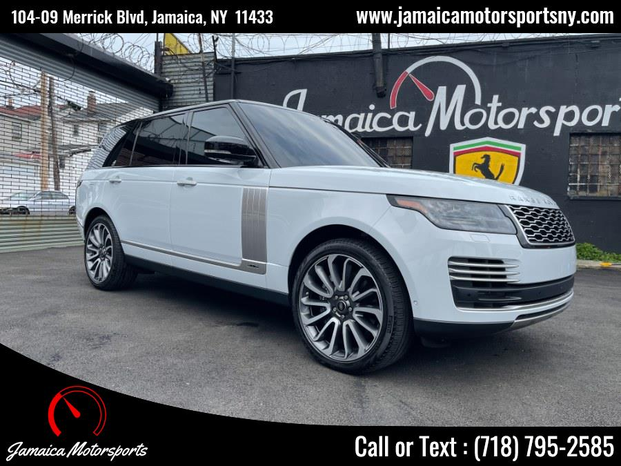Used 2019 Land Rover Range Rover in Jamaica, New York | Jamaica Motor Sports . Jamaica, New York