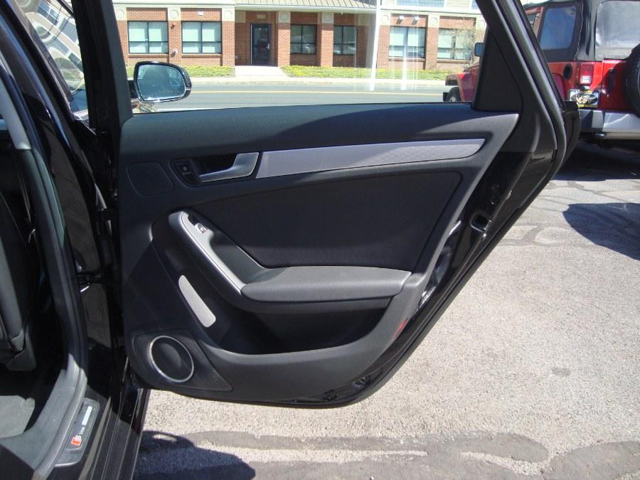 Used Audi A4 4dr Sdn Auto quattro 2.0T Premium Plus 2014 | Yara Motors. Manchester, Connecticut