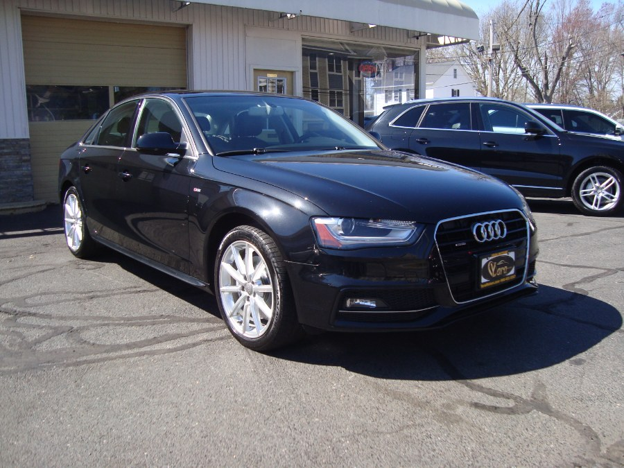 Used 2014 Audi A4 in Manchester, Connecticut | Yara Motors. Manchester, Connecticut