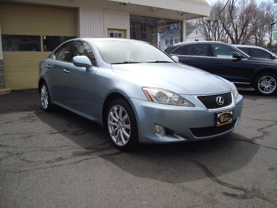 Used Lexus IS 250 4dr Sport Sdn Auto AWD 2008 | Yara Motors. Manchester, Connecticut