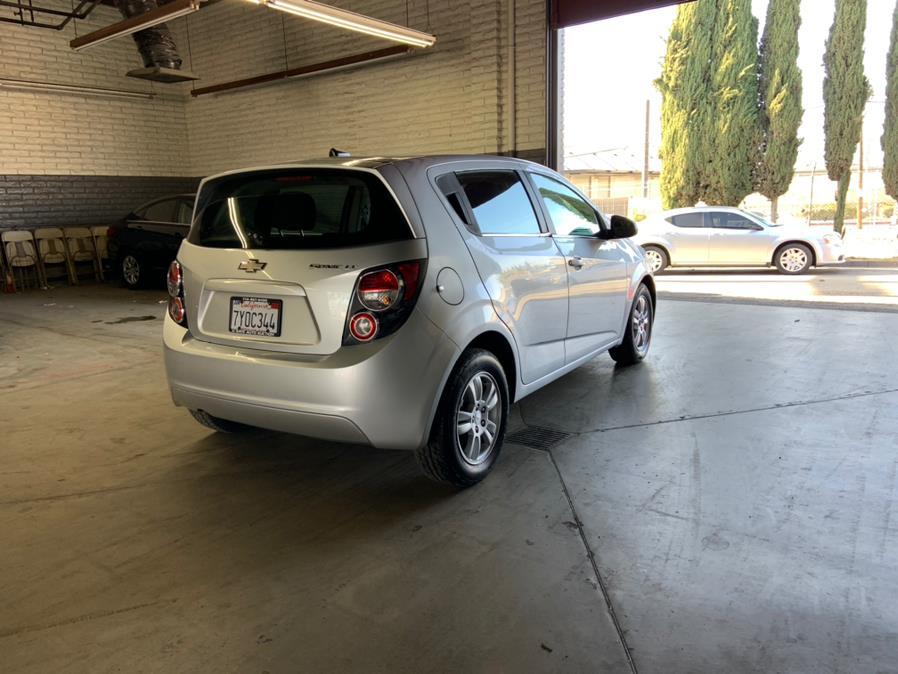 Used Chevrolet Sonic 5dr HB Auto LT 2013 | U Save Auto Auction. Garden Grove, California
