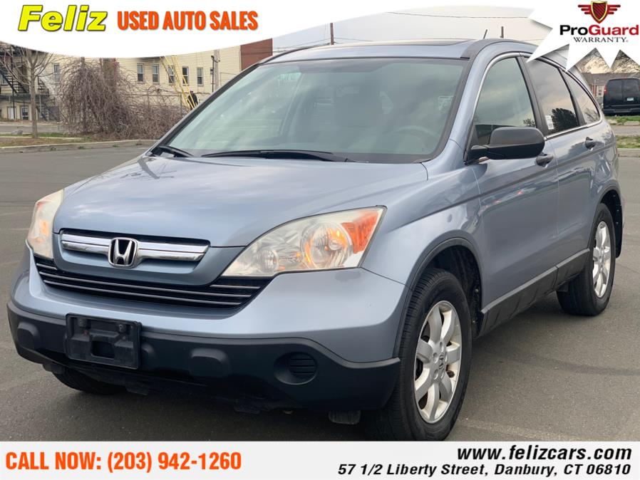 Used 2009 Honda CR-V in Danbury, Connecticut | Feliz Used Auto Sales. Danbury, Connecticut
