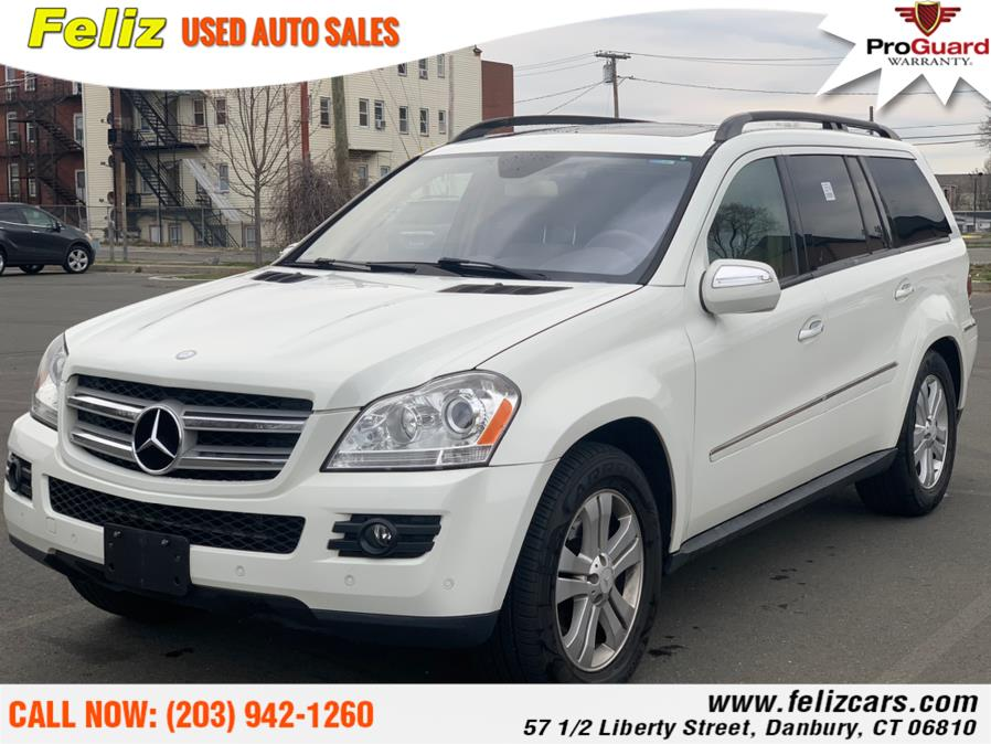 Used 2009 Mercedes-Benz GL-Class in Danbury, Connecticut | Feliz Used Auto Sales. Danbury, Connecticut