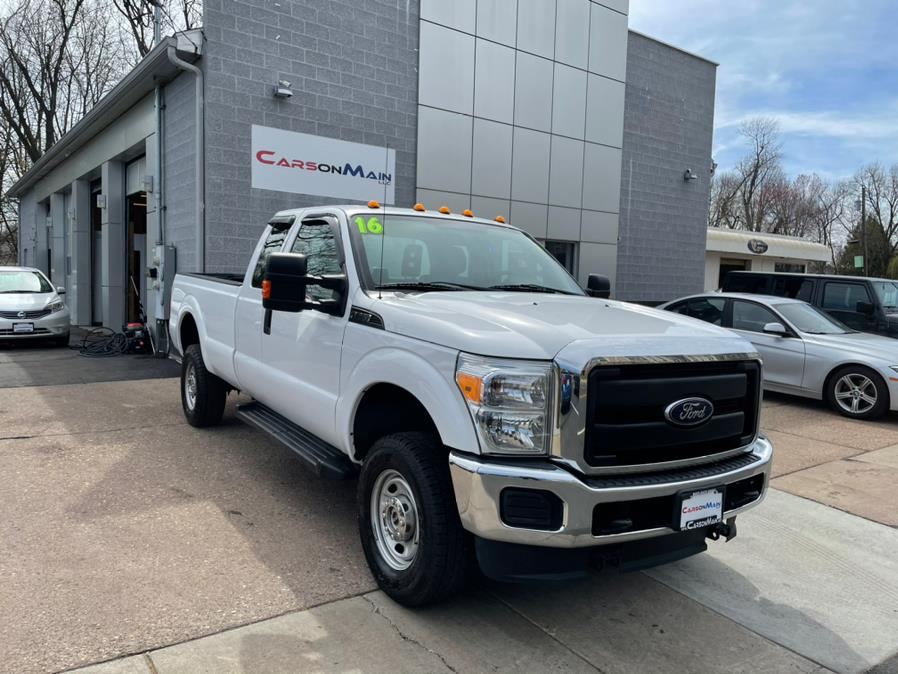 Used 2016 Ford Super Duty F-250 SRW in Manchester, Connecticut | Carsonmain LLC. Manchester, Connecticut