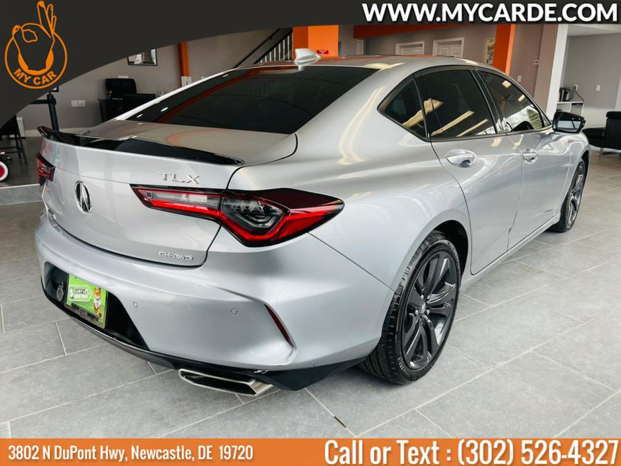 Used Acura TLX SH-AWD w/A-Spec Package 2021 | My Car. Newcastle, Delaware