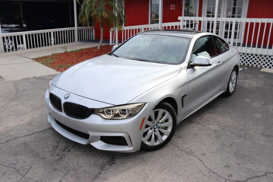 Used 2014 BMW 4 Series in Winter Park, Florida | Rahib Motors. Winter Park, Florida