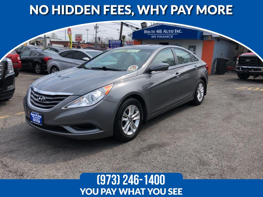 Used 2013 Hyundai Sonata in Lodi, New Jersey | Route 46 Auto Sales Inc. Lodi, New Jersey
