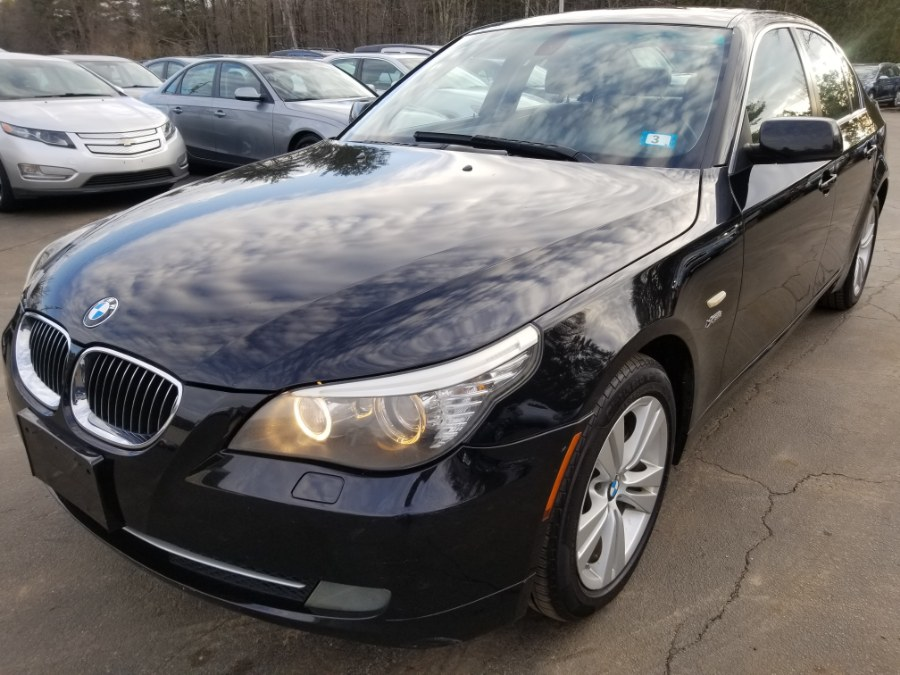 Used 2009 BMW 5 Series in Auburn, New Hampshire | ODA Auto Precision LLC. Auburn, New Hampshire