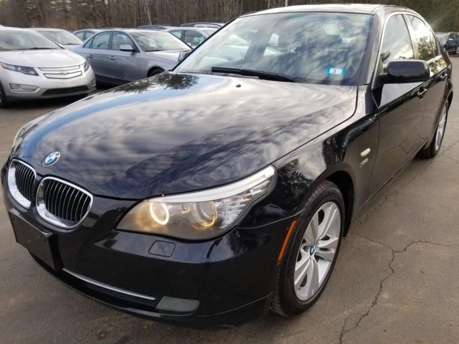 Used 2009 BMW 5 Series in Auburn, New Hampshire | ODA Auto Precision LLC. Auburn, New Hampshire