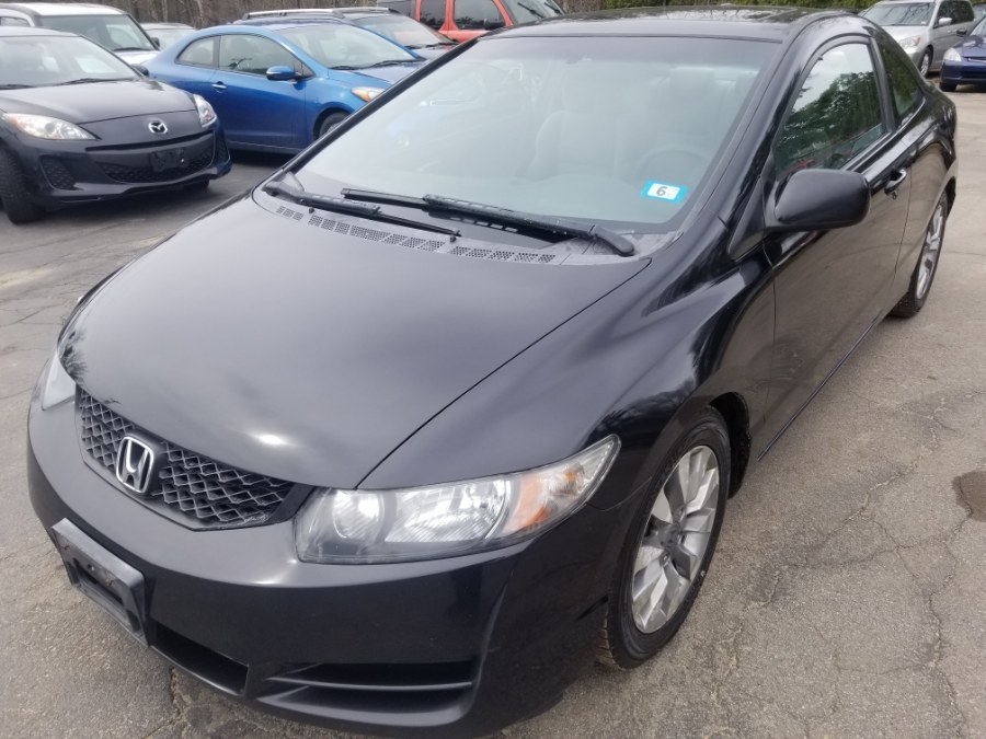 Used 2009 Honda Civic Cpe in Auburn, New Hampshire | ODA Auto Precision LLC. Auburn, New Hampshire