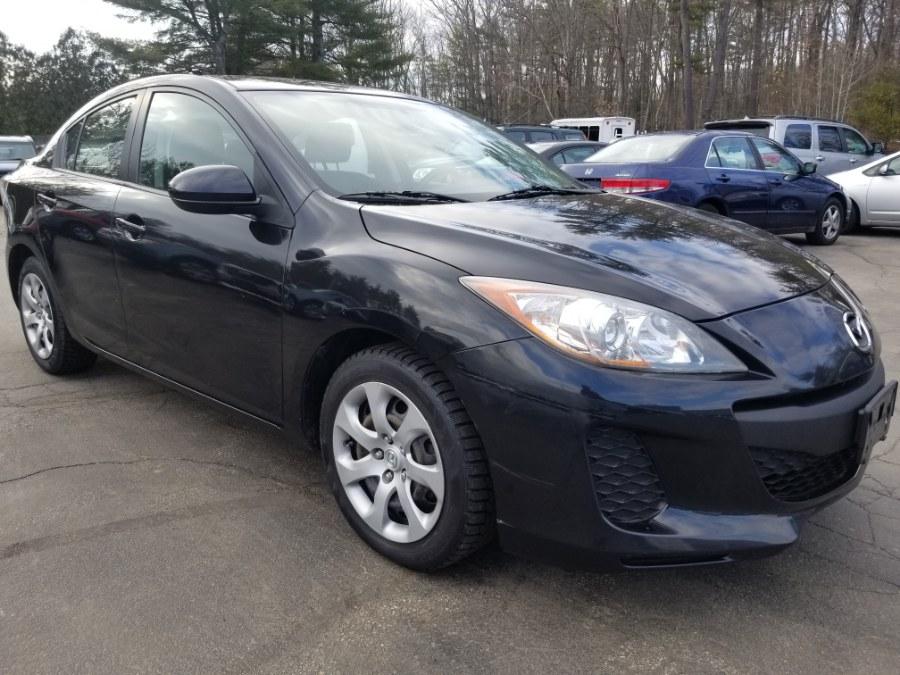 Used Mazda Mazda3 4dr Sdn Man i Sport 2012   ODA Auto Precision LLC. Auburn, New Hampshire