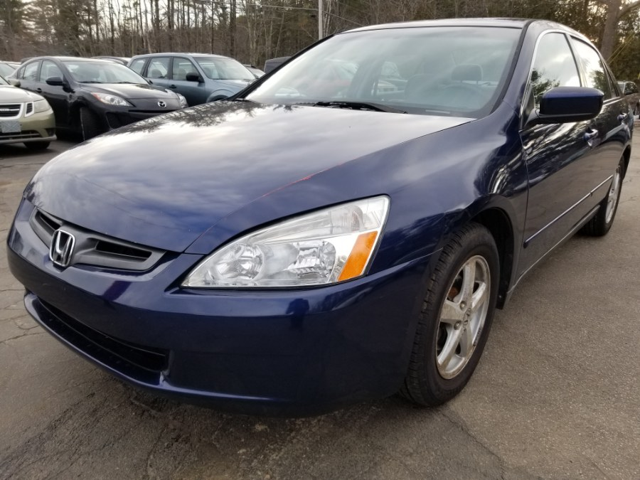Used 2003 Honda Accord Sdn in Auburn, New Hampshire | ODA Auto Precision LLC. Auburn, New Hampshire